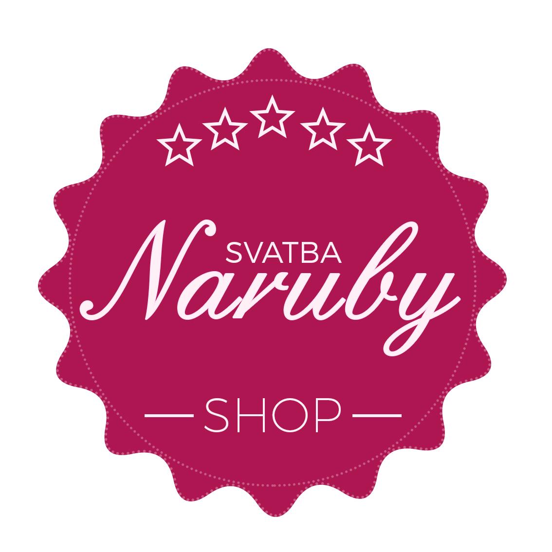 Logo-Svatba Naruby Shop